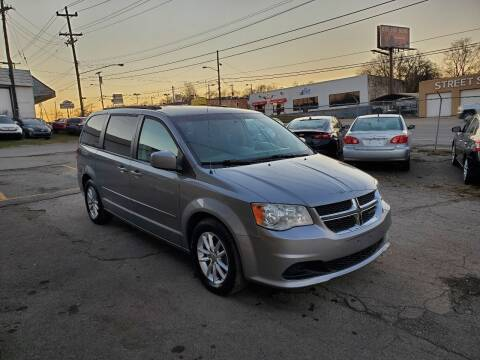 2014 Dodge Grand Caravan for sale at Green Ride Inc in Nashville TN