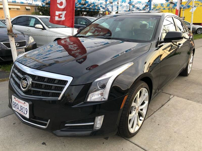 2013 Cadillac ATS for sale at Plaza Auto Sales in Los Angeles CA
