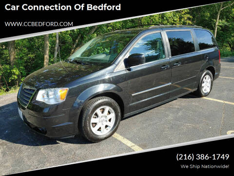 2010 Chrysler Town and Country for sale at Car Connection of Bedford in Bedford OH