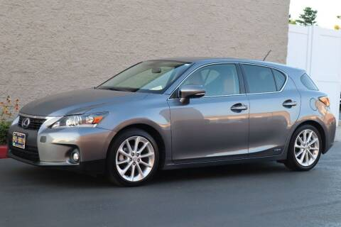 2012 Lexus CT 200h for sale at Overland Automotive in Hillsboro OR