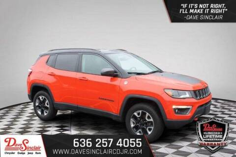 2017 Jeep Compass for sale at Dave Sinclair Chrysler Dodge Jeep Ram in Pacific MO