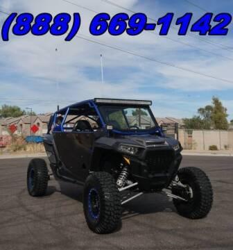 2017 Polaris RZR XP 4 Turbo for sale at Motomaxcycles.com in Mesa AZ