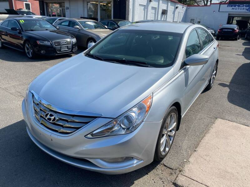 2011 Hyundai Sonata for sale at Manchester Motors in Manchester CT