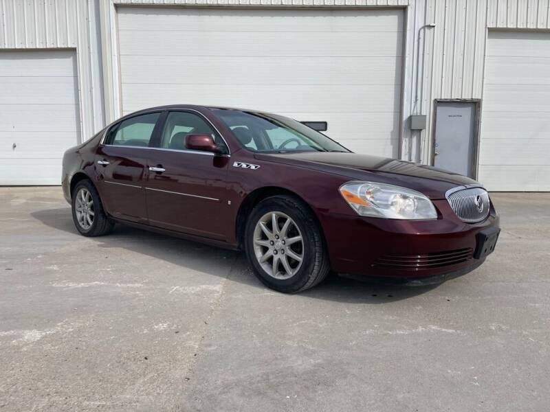 2007 Buick Lucerne for sale at American Car Dealers in Lincoln NE
