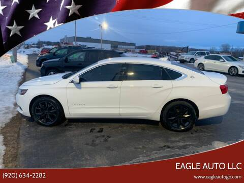 2018 Chevrolet Impala for sale at Eagle Auto LLC in Green Bay WI
