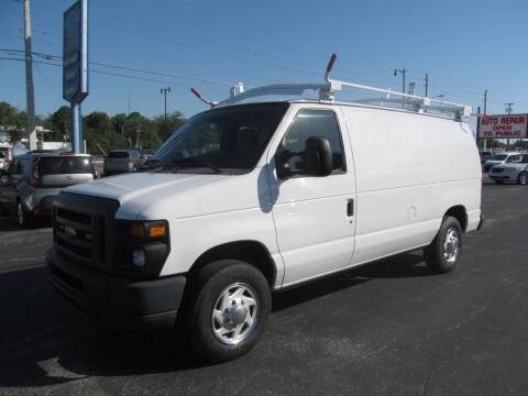 2013 Ford E-Series Cargo for sale at Blue Book Cars in Sanford FL
