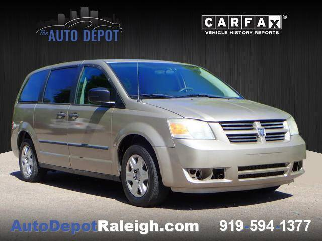 2008 Dodge Grand Caravan for sale at The Auto Depot in Raleigh NC