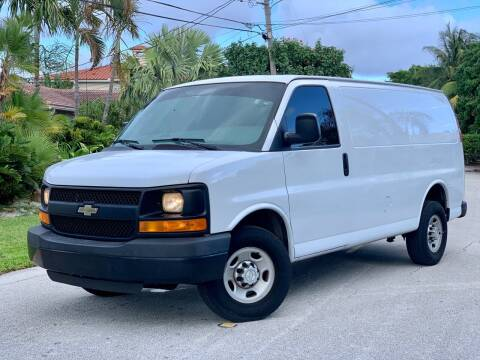 2015 Chevrolet Express Cargo for sale at Citywide Auto Group LLC in Pompano Beach FL