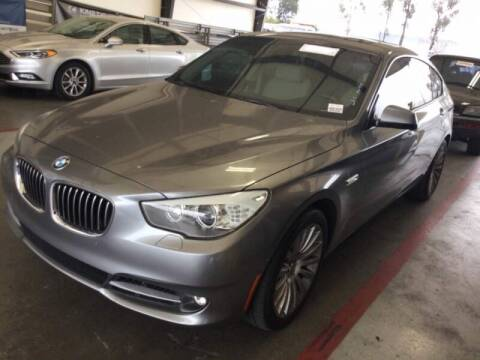 2012 BMW 5 Series for sale at SoCal Auto Auction in Ontario CA