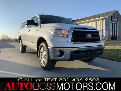2010 Toyota Tundra for sale at Auto Boss in Woodscross UT