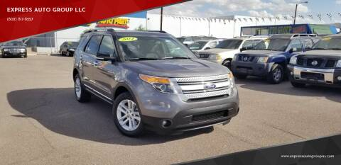 2014 Ford Explorer for sale at EXPRESS AUTO GROUP in Phoenix AZ