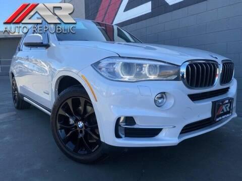 2014 BMW X5 for sale at Auto Republic Fullerton in Fullerton CA