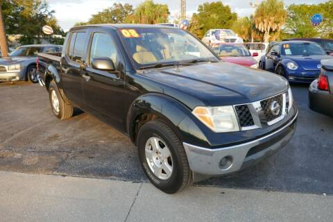 2008 Nissan Frontier for sale at J Linn Motors in Clearwater FL