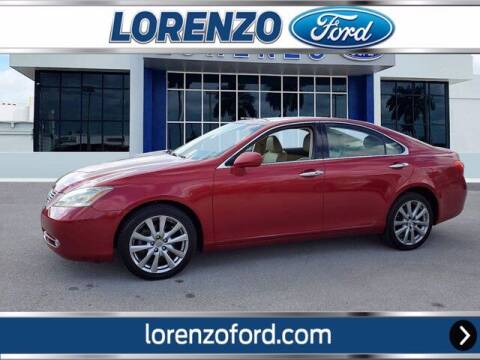 2009 Lexus ES 350 for sale at Lorenzo Ford in Homestead FL