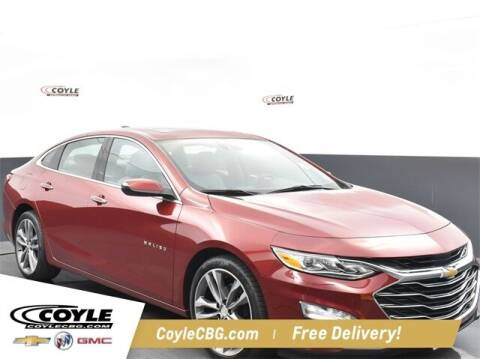 2019 Chevrolet Malibu for sale at COYLE GM - COYLE NISSAN - New Inventory in Clarksville IN