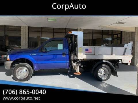 2003 Ford F-550 Super Duty for sale at CorpAuto in Cleveland GA