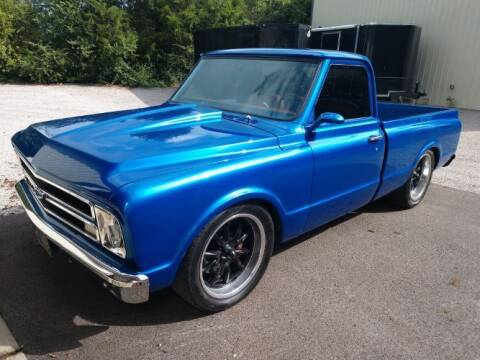 1967 Chevrolet C/K 20 Series for sale at Classic Car Deals in Cadillac MI