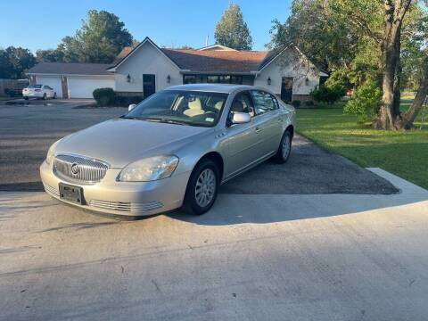 2006 Buick Lucerne for sale at MG Autohaus in New Caney TX