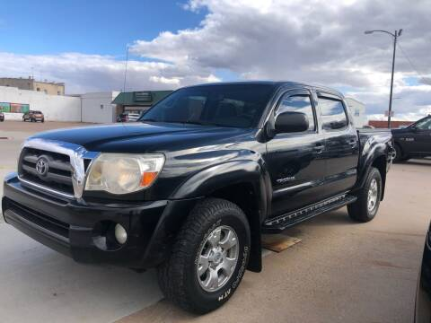 2009 Toyota Tacoma for sale at Spady Used Cars in Holdrege NE
