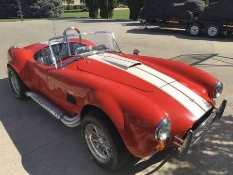 1967 Shelby Cobra for sale at Classic Car Deals in Cadillac MI