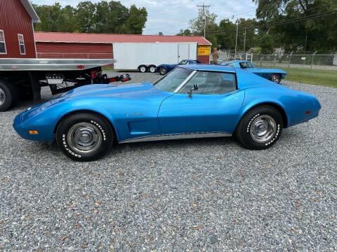 1975 Chevrolet Corvette for sale at F & A Corvette in Colonial Beach VA