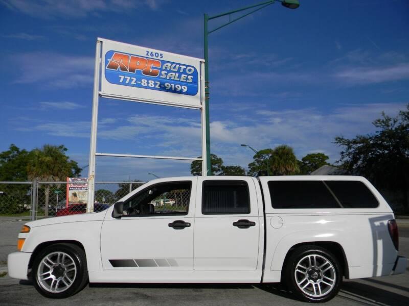 2005 Chevrolet Colorado for sale at APC Auto Sales in Fort Pierce FL