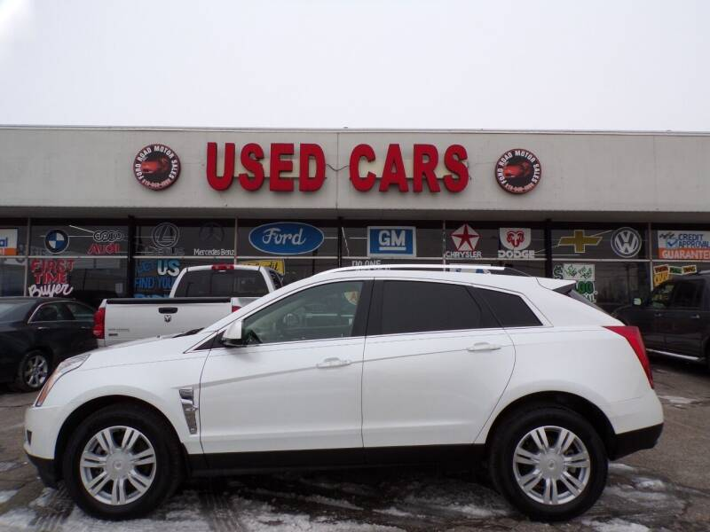 2012 Cadillac SRX for sale at Ford Road Motor Sales in Dearborn MI