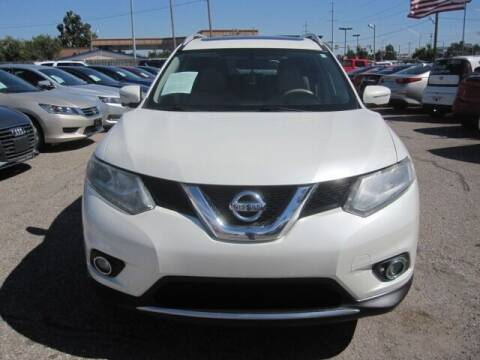 2015 Nissan Rogue for sale at T & D Motor Company in Bethany OK