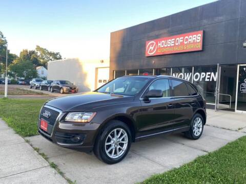 2011 Audi Q5 for sale at HOUSE OF CARS CT in Meriden CT