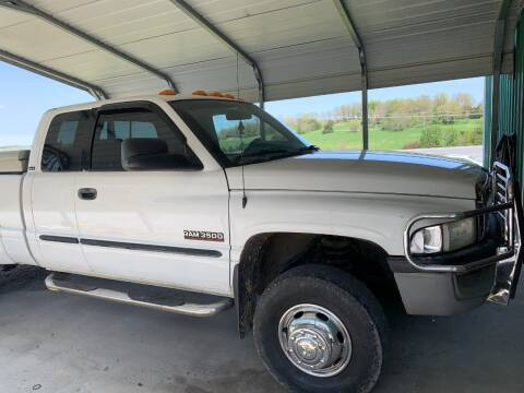 2002 Dodge Ram Pickup 3500 for sale at Steve's Auto Sales in Harrison AR