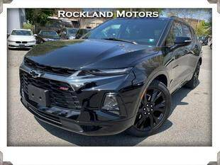 2020 Chevrolet Blazer for sale at Rockland Automall - Rockland Motors in West Nyack NY