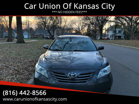 2008 Toyota Camry for sale at Car Union Of Kansas City in Kansas City MO