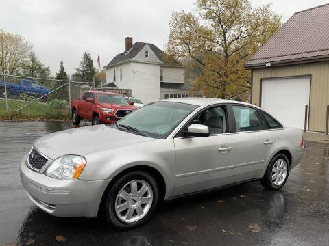 2006 Ford Five Hundred for sale at Premiere Auto Sales in Washington PA
