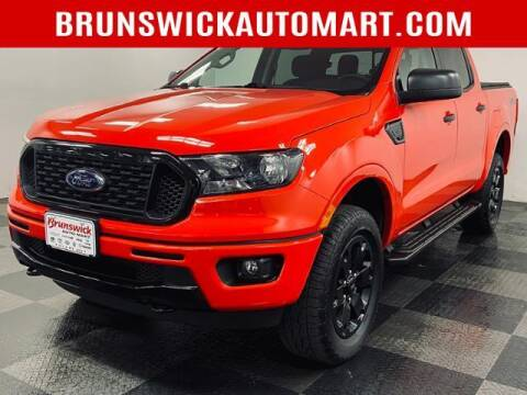 2020 Ford Ranger for sale at Brunswick Auto Mart in Brunswick OH