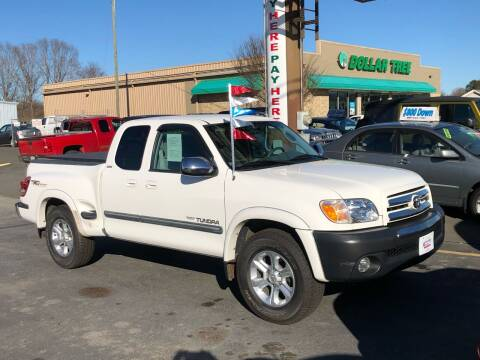 2006 Toyota Tundra for sale at Affordable Autos at the Lake in Denver NC