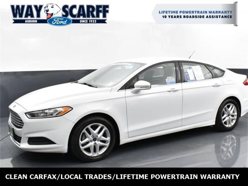 2014 Ford Fusion for sale in Auburn, WA