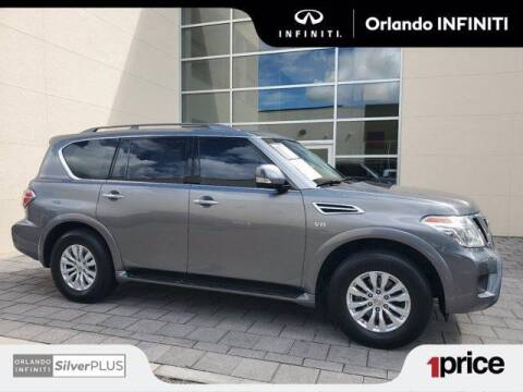 2017 Nissan Armada for sale at Orlando Infiniti in Orlando FL