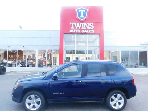 2015 Jeep Compass for sale at Twins Auto Sales Inc Redford 1 in Redford MI