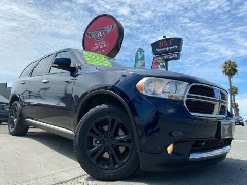 2013 Dodge Durango for sale at Auto Express in Chula Vista CA