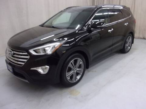 2014 Hyundai Santa Fe for sale at Paquet Auto Sales in Madison OH