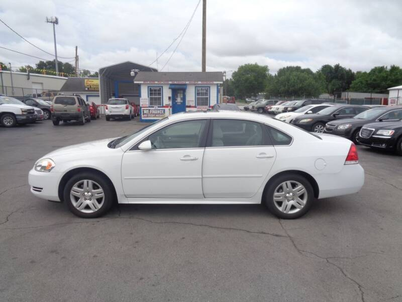 2014 Chevrolet Impala Limited for sale at Cars Unlimited Inc in Lebanon TN