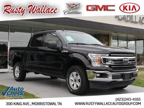 2020 Ford F-150 for sale at RUSTY WALLACE CADILLAC GMC KIA in Morristown TN