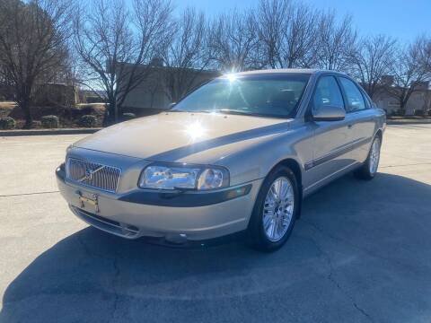 2002 Volvo S80 for sale at Triple A's Motors in Greensboro NC