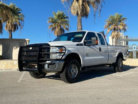 2014 Ford F-350 Super Duty for sale at Motorcars Group Management - Brele Investments LLC in San Antonio TX