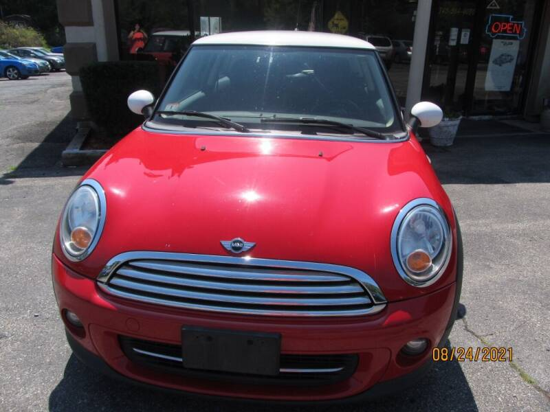 2013 MINI Hardtop for sale at Mid - Way Auto Sales INC in Montgomery NY