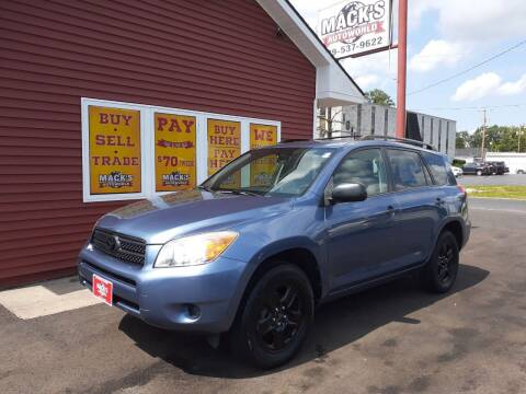 2007 Toyota RAV4 for sale at Mack's Autoworld in Toledo OH