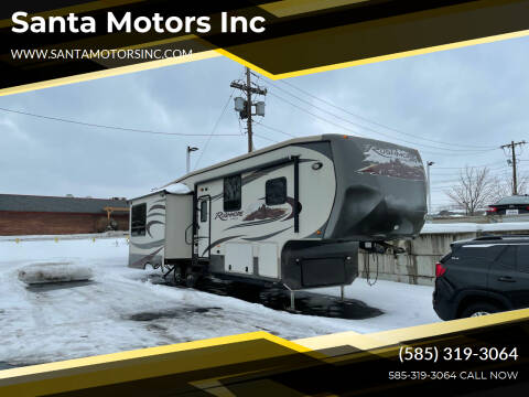 2012 Crossroads rushmore for sale at Santa Motors Inc in Rochester NY