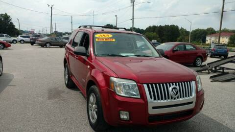 2008 Mercury Mariner for sale at Kelly & Kelly Supermarket of Cars in Fayetteville NC