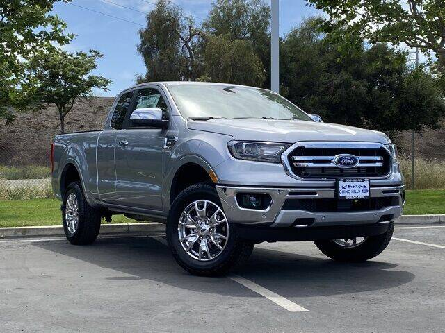 2021 Ford Ranger for sale in Canoga Park, CA