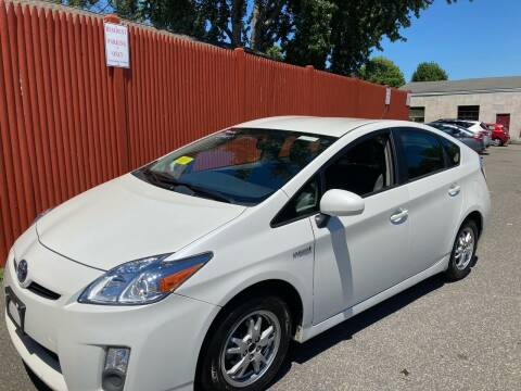 2010 Toyota Prius for sale at Bill's Auto Sales in Peabody MA